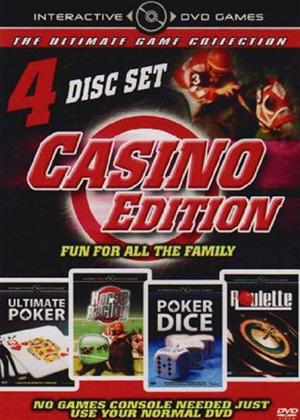 Rent Casino Edition Fun for All the Family Online DVD Rental