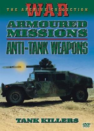 Rent Armoured Missions: Anti-Tank Weapons Online DVD Rental