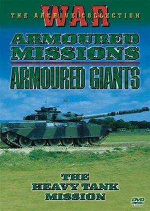 Rent Armoured Missions: Armoured Giants Online DVD Rental