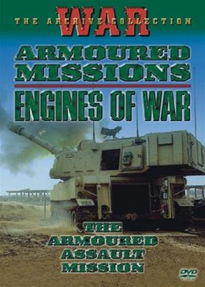 Rent Armoured Missions: Engines of War Online DVD Rental