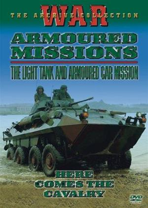 Rent Armoured Missions: Light Tank and Armoured Car Mission Online DVD Rental