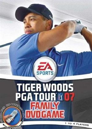 Rent Tiger Woods PGA Tour 2007: Family DVD Game Online DVD Rental
