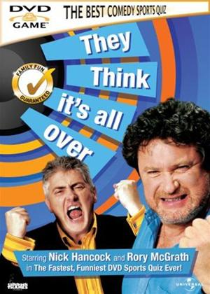 Rent They Think It's All Over DVD Game Online DVD Rental
