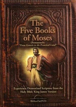 Rent The Five Books of Moses Online DVD Rental