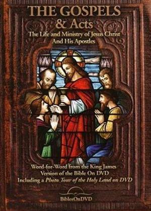 Rent The Gospels and Acts Online DVD Rental