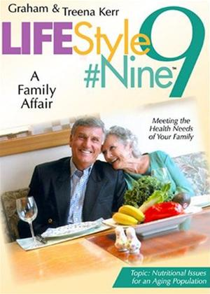 Rent Graham Kerr: A Family Affair Online DVD Rental