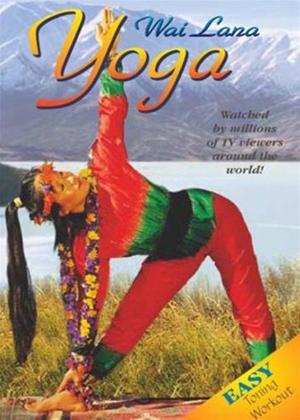 Rent Wai Lana Yoga: Toning Online DVD Rental