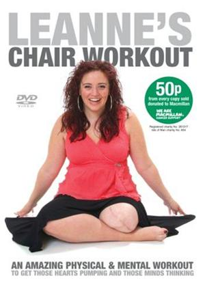 Rent Leanne Grose: Chair Workout Online DVD Rental