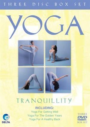 Rent Yoga: Tranquillity Online DVD Rental