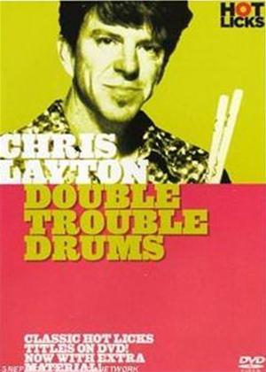 Rent Chris Layton: Double Trouble Drums Online DVD Rental
