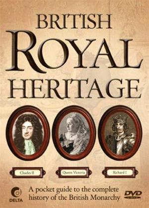 Rent British Royal Herritage Online DVD Rental