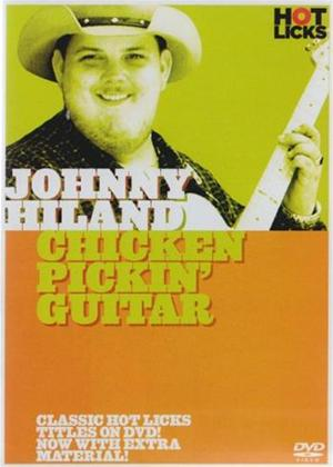 Rent Johnny Hiland: Chicken Pickin Guitar Online DVD Rental