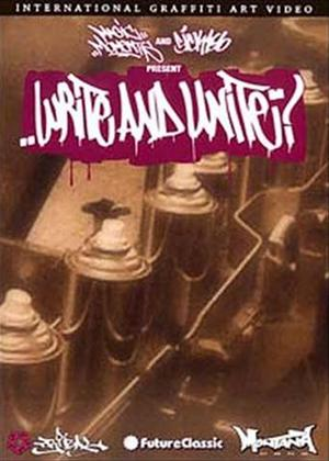 Rent Write and Unite: Graffiti Art from Around the World Online DVD Rental