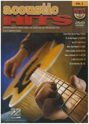 Rent Acoustic Hits: Vol.3 Online DVD Rental