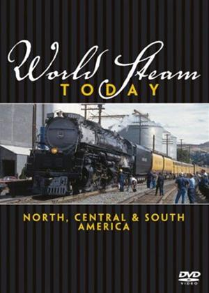Rent World Steam Today: North, Central and South America Online DVD Rental