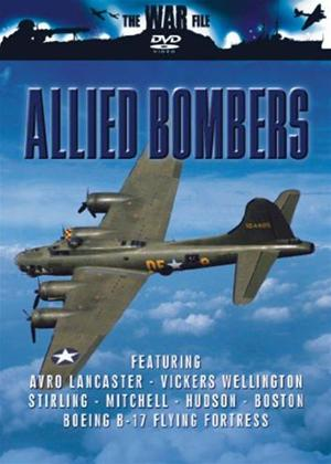Rent Allied Bombers Online DVD Rental