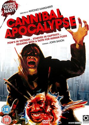 Rent Cannibal Apocalypse (aka Apocalypse Domani / Cannibals in the Streets / Invasion of the Fleshhunters) Online DVD & Blu-ray Rental