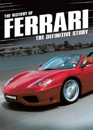 Rent The History of Ferrari Online DVD Rental