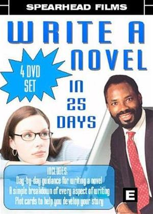 Rent Learn to Write a Novel in 25 Days Online DVD Rental