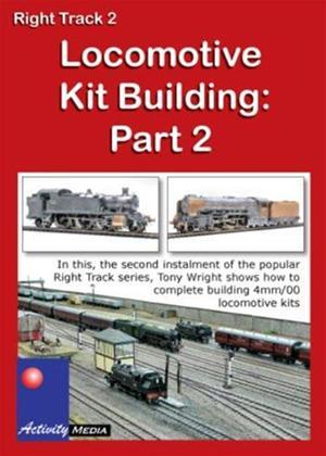 Rent Right Track 2: Locomotive Kit Building: Part 2 Online DVD Rental