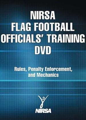 Rent NIRSA Flag Football Official's Training Online DVD Rental