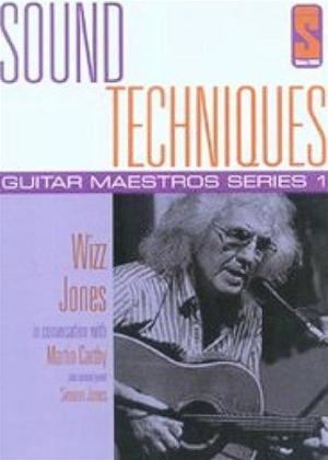 Rent Sound Techniques: Guitar Maestros Series 1: Wizz Jones Online DVD Rental