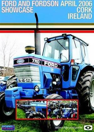Rent Ford and Fordson Showcase Online DVD Rental