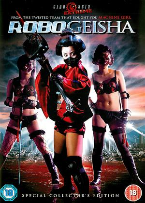 Rent Robo-Geisha Online DVD Rental