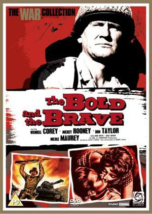 Rent The Bold and the Brave Online DVD Rental