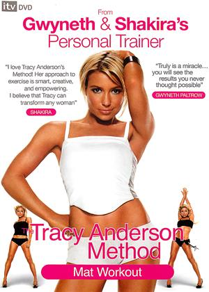 Rent The Tracy Anderson Method: Mat Workout Online DVD Rental