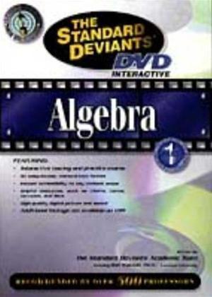 Rent The Standard Deviants: DVD Interactive: Algebra Online DVD Rental