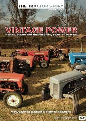 Rent The Tractor Story 3: Vintage Power Online DVD Rental