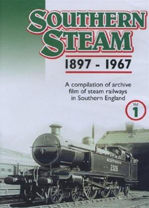 Rent Southern Steam: Vol.1: 1897-1967 Online DVD Rental