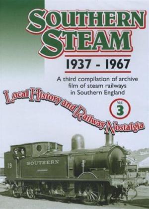 Rent Southern Steam: Vol.3: 1937-1967 Online DVD Rental