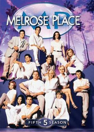 Rent Melrose Place: Series 5 Online DVD Rental