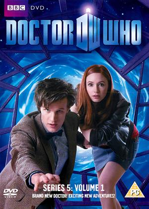 Rent Doctor Who: New Series 5: Vol.1 Online DVD Rental