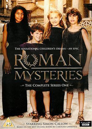 Rent Roman Mysteries: Series 1 Online DVD Rental
