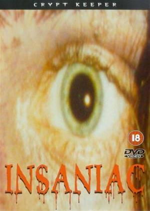 Rent Insaniac Online DVD Rental