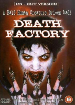 Rent Death Factory Online DVD Rental