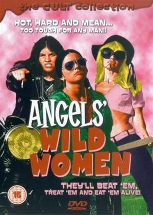 Rent Angel's Wild Women Online DVD Rental