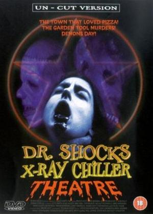Rent Doctor Shock's X-Ray Chiller Theatre Online DVD Rental