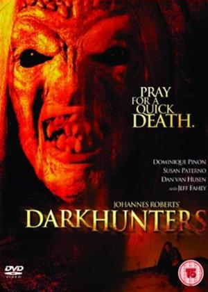 Rent Darkhunters Online DVD Rental