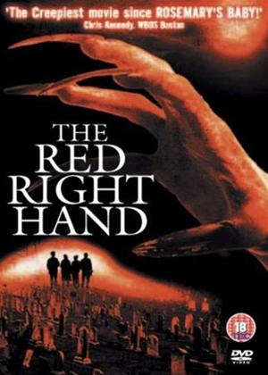 Rent The Red Right Hand Online DVD Rental