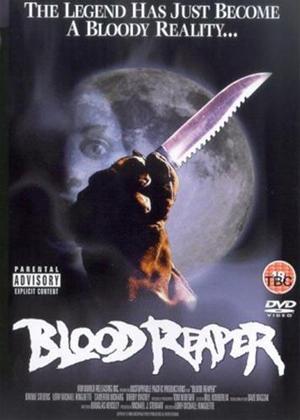 Rent Blood Reaper Online DVD Rental