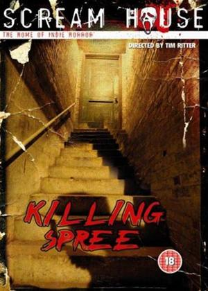 Rent Killing Spree Online DVD Rental