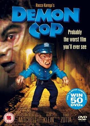 Rent Demon Cop Online DVD Rental