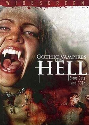 Rent Gothic Vampires from Hell Online DVD Rental