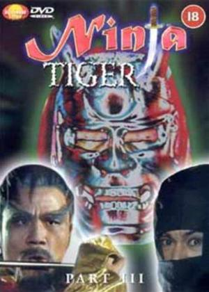 Rent Ninja Tiger: Vol.3 Online DVD Rental