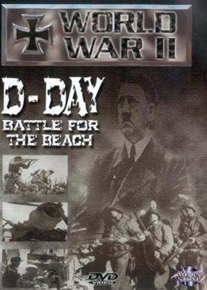 Rent World War II: D-Day: Battle for the Beach Online DVD Rental