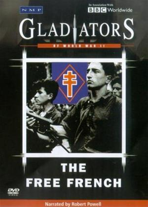 Rent Gladiators of World War 2: The Free French Online DVD Rental
